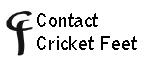 Contact Cricket Feet
