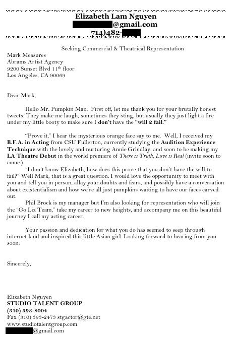 cover letter for front desk agent position