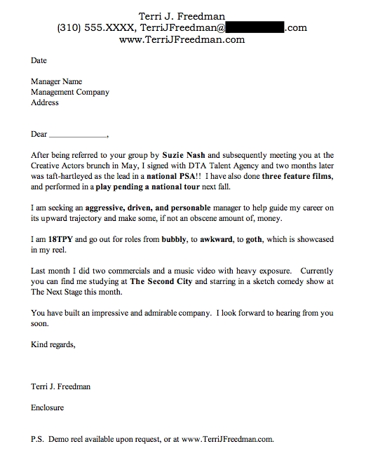 Cover Letter Template For Agency Bad Cover Letters Good Cover Letters Bonnie Gillespie